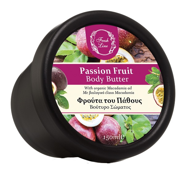 911701 B.BUTTER PASSION FRUIT 150ml18