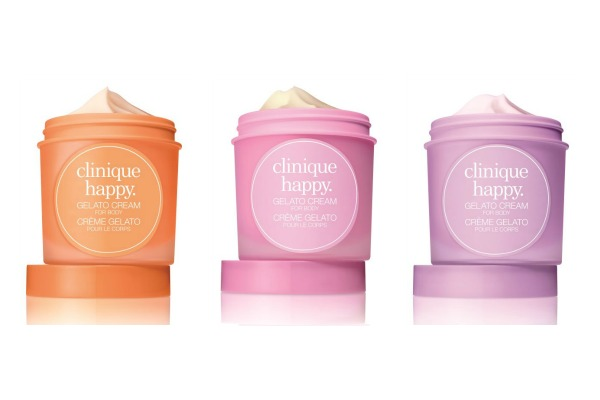 clilique happy gelato body