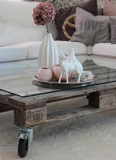 17. guest post nook the sea coffee table styling L Y1A2 K