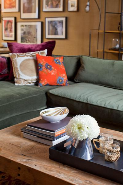 5. guest post nook the sea coffee table styling L IeNZ81
