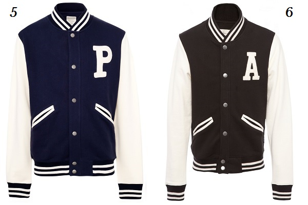 pull and bear baseball jackets trend 2