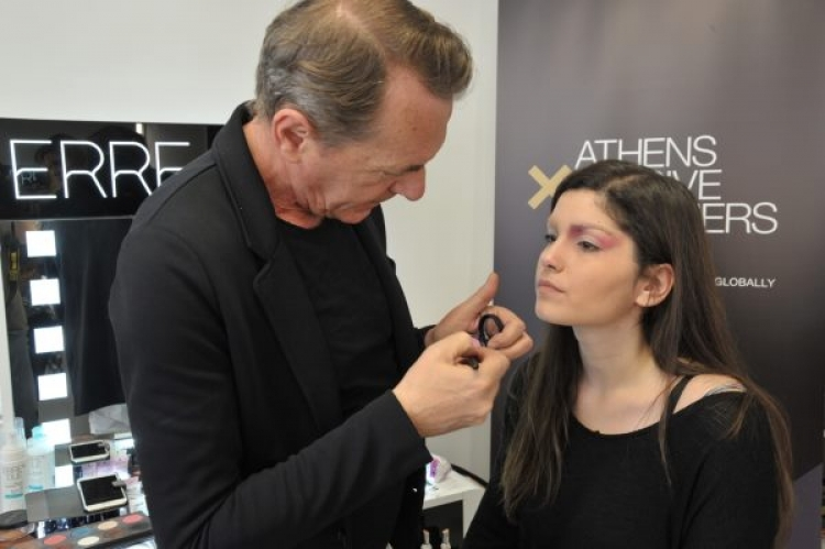 Backstage Diaries - 19th Athens Xclusive Designers Week