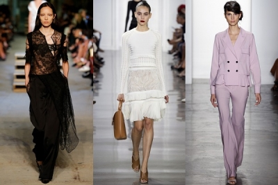 New York Fashion Week: Day 1&2 highlights