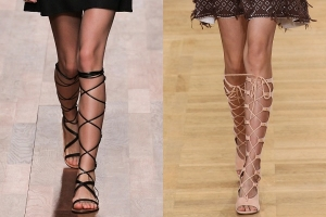 Gladiator sandals....the next big thing!