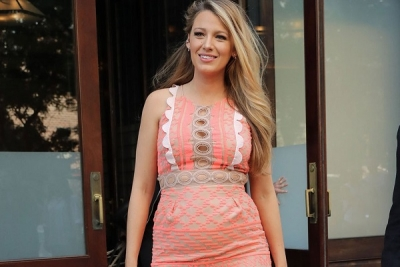 Pregnancy Style Report: Blake Lively