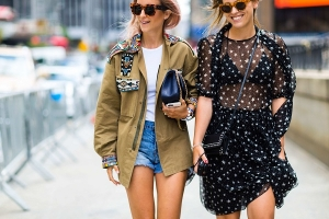 Fashion Week street style recap: οι πιο stylish συνδυασμοί