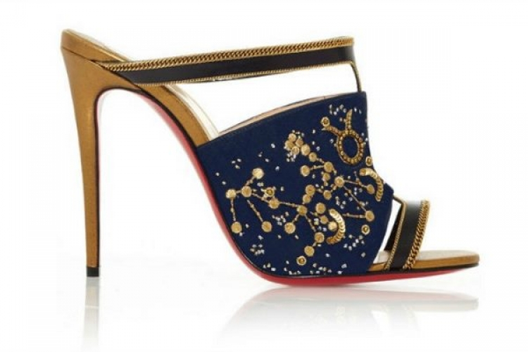 «ΤΗΕ ZODIAC COLLECTION ΒΥ CHRISTIAN LOUBOUTIN FOR MODA OPERANDI»
