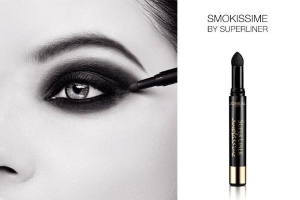 SMOKY LOOK με L'Oreal Super Liner Smokissime