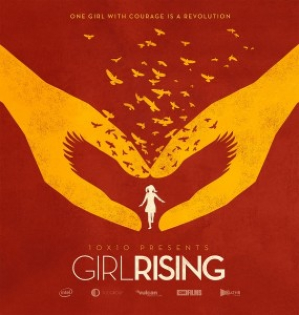 Save the Date! GIRL RISING (2013) – Τετάρτη 4 Δεκεμβρίου 2013 @ 8μμ