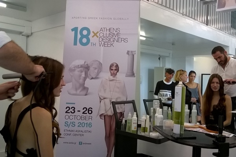 18η Athens Xclusive Designers Week: Backstage Diaries