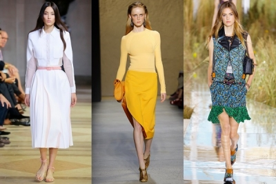New York Fashion Week: Day 5&6 highlights